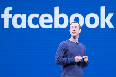 2018 Mark Zuckerberg Keynote by Anthony Quintano